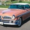 1955-1956 Chrysler New Yorker techo duro y convertible