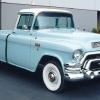 1955 GMC Suburban camioneta