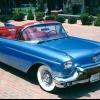 1956-1958 Cadillac serie sesenta y dos biarritz eldorado