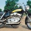1956 Harley-davidson khk