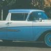 1957-1958 Ford ranchera y mensajería