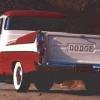1957-1959 de Dodge D100 recogida sweptside