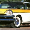 1957 de Dodge Coronet texan