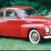 1958-1965 Volvo PV544