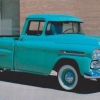 1959 Chevrolet fleetside camioneta