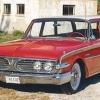 1960 Edsel vagones aldeano