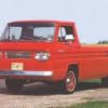 1963 Chevrolet Corvair 95 Rampside camioneta