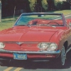 1966 Chevrolet Corvair Monza