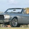 1967 1968 especificaciones mustang Ford