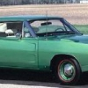 1969 cargador de Dodge 500 daytona