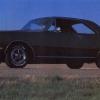 1969 de Dodge gts dardos