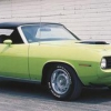 1970-1971 Plymouth convertibles barracuda