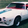 1,971 Pontiac Firebird Trans Am