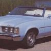 1973 Mercurio xr-7 puma