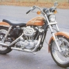 1975 Harley-davidson xl-1000 y xr-750