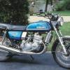 1975 Suzuki GT750