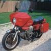 1976 Moto Guzzi v1000 converso