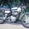 1976 Norton Commando
