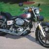 1978 fxs Harley-davidson