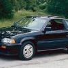 1984-1987 Honda CRX cívica
