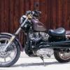 1984 Harley-davidson sportster xr-1000