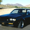 1985-1987 Buick Regal Grand National y gnx