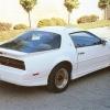 1989 Pontiac Firebird 20 aniversario trans am