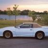 1.991 Pontiac Firebird convertible