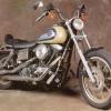 1992 Harley-davidson FXDB daytona