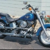 1997 Harley-davidson chico gordo FLSTF