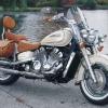 1997 Yamaha edición palamino estrella real