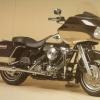 1998 Harley-davidson carretera FLTRI deslizamiento