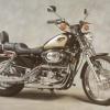1998 Harley-davidson sportster xl-1200c