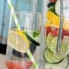 20 Delicioso Detox Aguas para limpiar su cuerpo y quemar grasa