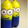20 divertidas y creativas manualidades con botellas de plástico de refrescos