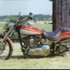 2000 Harley-davidson FXSTD deuce