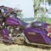 2001 Harley-davidson carretera fltr deslizamiento