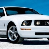 2006 Ford Mustang y el Ford Shelby GT-H
