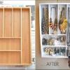 25 Brilliant Organizador joyería DIY y Proyectos de almacenamiento