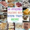 30 increíblemente deliciosa Rice Krispies Treats Recetas para algunos delicioso Tiempos