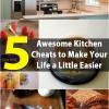 5 impresionantes Trucos de cocina para hacer su vida un poco más fácil