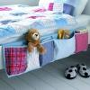 50 Ideas Clever DIY almacenamiento para Organizar cuartos de los niños