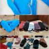 Una forma rápida y fácil de convertir viejos suéteres en Mittens, cálido y acogedor