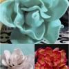 Proyecto de Reutilización Brillante: Cómo hacer rosas de cucharas de plástico