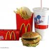 Las calorías y grasa en 36 comidas rápidas