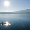 ¿Puede la energía del sol se utiliza para limpiar el agua?