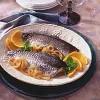 Pescados y mariscos cocina