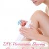Fácil de belleza alternativa - Crema de afeitar casera DIY
