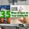 Consejos para ahorrar energía - 35 maneras de ahorrar en su factura de servicios públicos