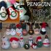 Fantástico DIY-Bombilla Adornos de Navidad